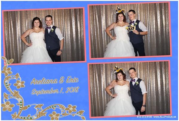 2018  09-01  Areliana & Eric