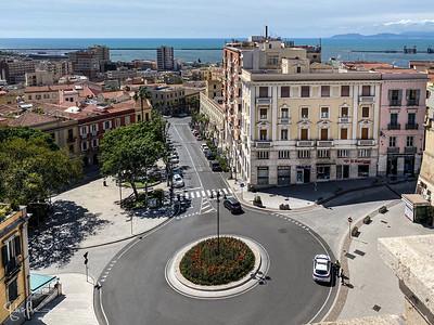 Cagliari Covid time