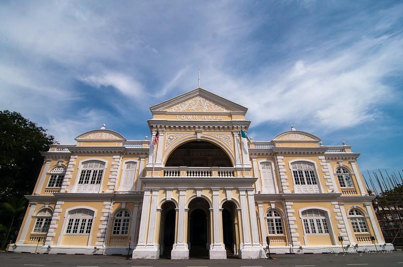 Old cityhall of Penang