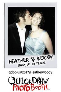 Heather & Woody Rack Up 10 Years