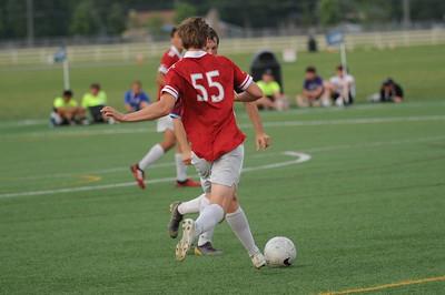 Bu17 - OP Soccer Club Vs Chicago FC United