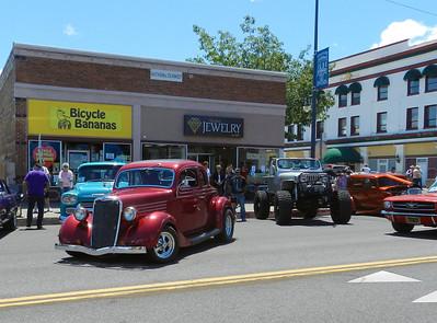 2012 Susanville Main Street Cruise