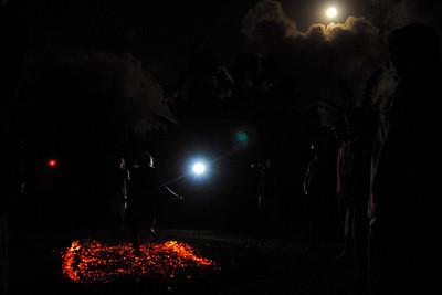 Maui Firewalkers- Temple of Peace 03.28.10