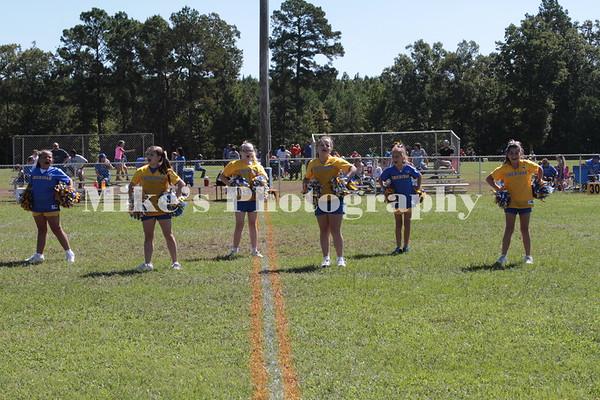 Cheer Leading Elementary 9-14-2013