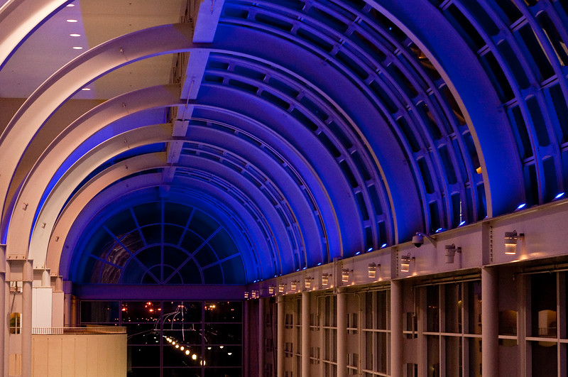 Convention Ctr Arches