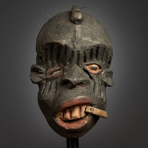 The John Hegwer African Mask Collection