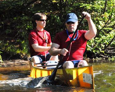 Callie Rohr Memorial Canoe Race 2009 - Sunday