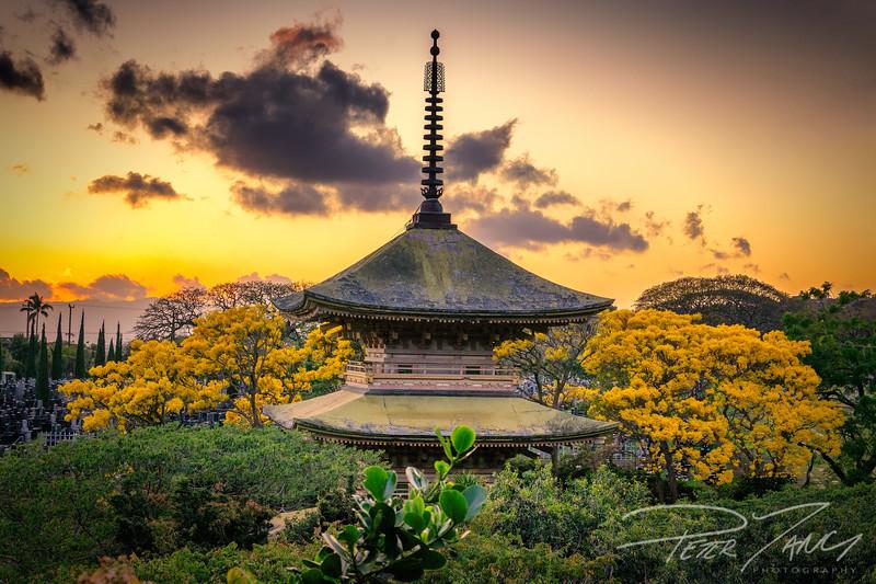 Nuuanu Pagoda Sunset.jpg