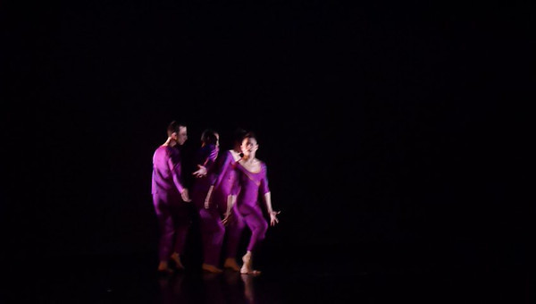 Mar 23 Sat 2013 ANNABELLA GONZALEZ Dance Theater -  Movimiento Spring Series