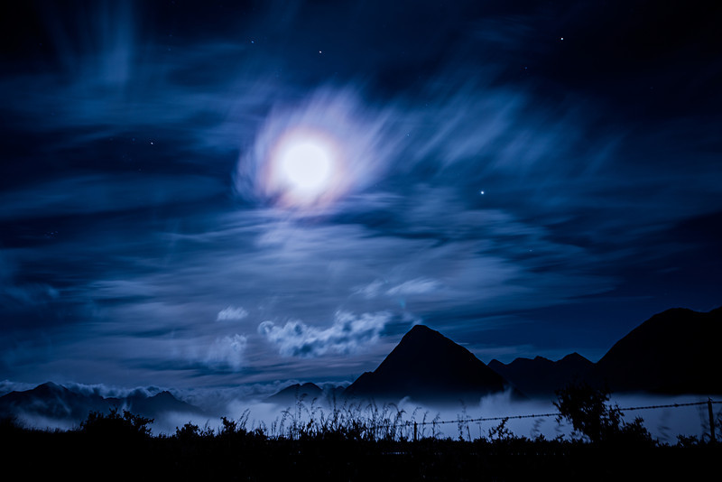 Midnight in the Land of the Long White Cloud  -  South Island, New Zealand.jpg