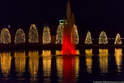 McAdenville Holiday Lights
