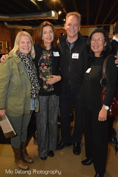 Kate Webster, Stacy Stone, D.J. Johns and Jean Loo
