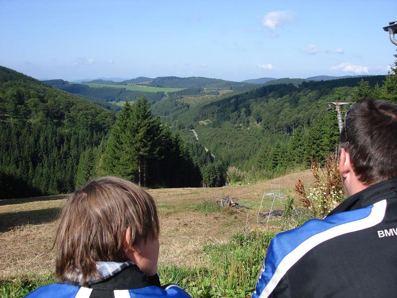 uitzicht westfalenhang2 - Altastenberg