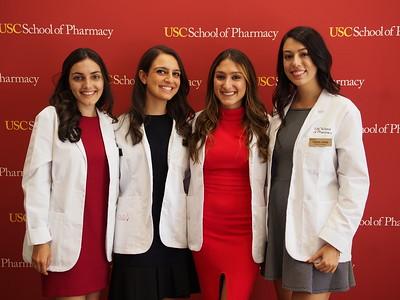 USC School of Pharmacy PharmD, White Coat Ceremony, 2017