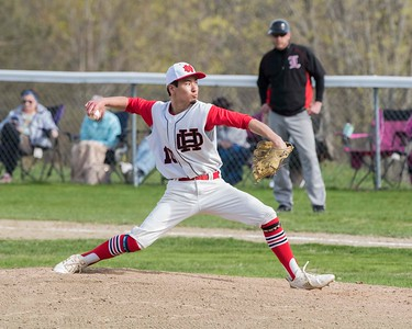 2019 Baseball:  Hall-Dale vs Lisbon