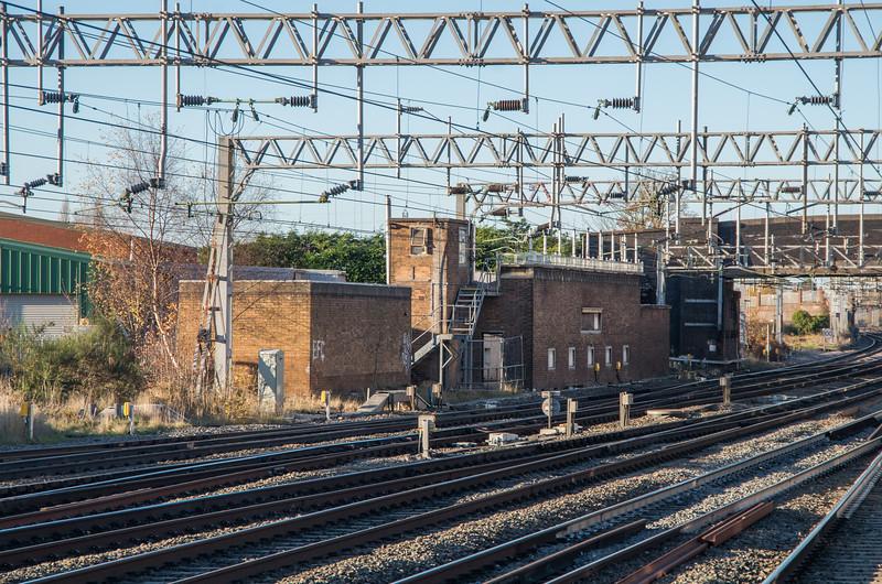 Stafford No.5 Demolition