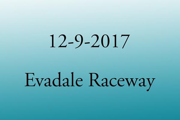 12-9-2017 Evadale Raceway 'Racer Appreciation'