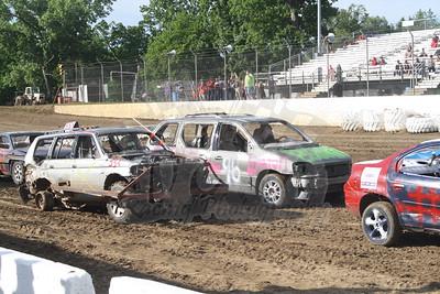 Figure 8s @ 34 Raceway 5/26/18