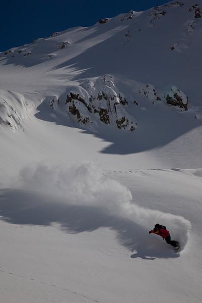 Snowboarding Arrowsmith Range NZ.jpg