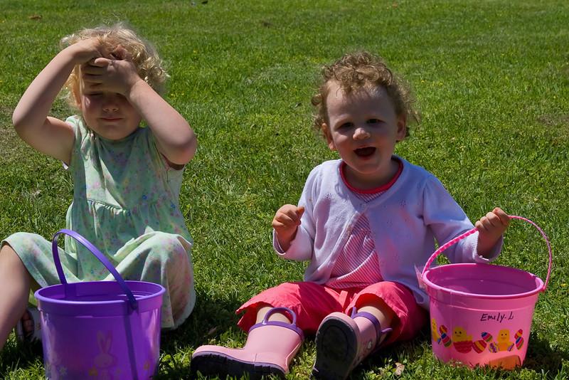 ellen and Emmie with baskets.jpg