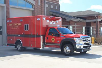 West Chicago Medic 7