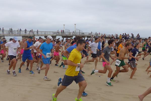 2016 Dick Fitzgerald 2-Mile Beach Run