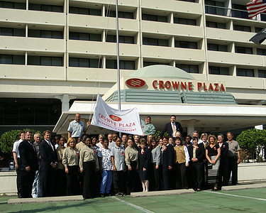 Grand Opening / Crowne Plaza
