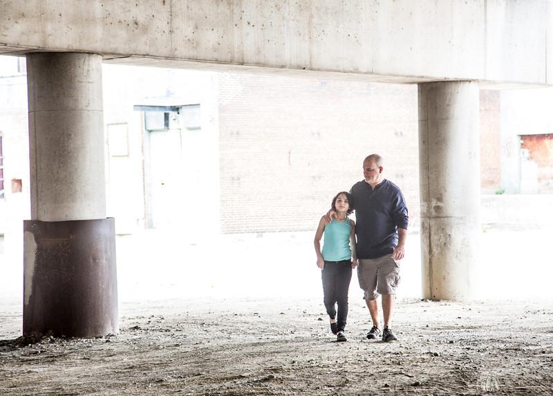mae walks w dad (1 of 1).jpg