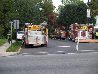 10-06-08 Dumont, NJ - Working Fire