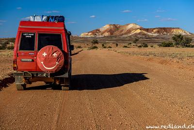 Painted Desert - West Macdonnell Range