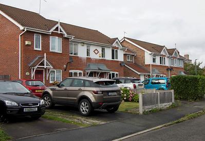 Beaumont Close, Stanley Park, Saltney
