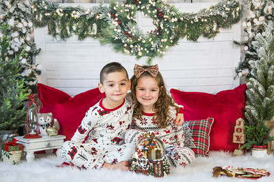 Julian & Gabby Christmas 2020