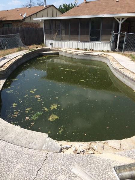 Merrimack pool