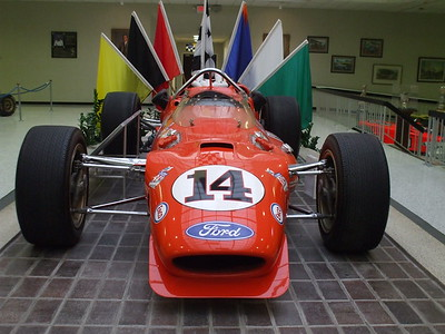Indianapolis Motor Speedway Museum - 27 Oct. '09