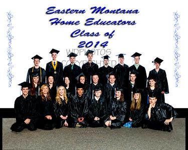 Home School Graduation 2014