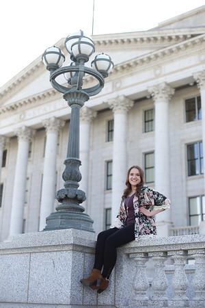 Brynleigh Utah State Capitol