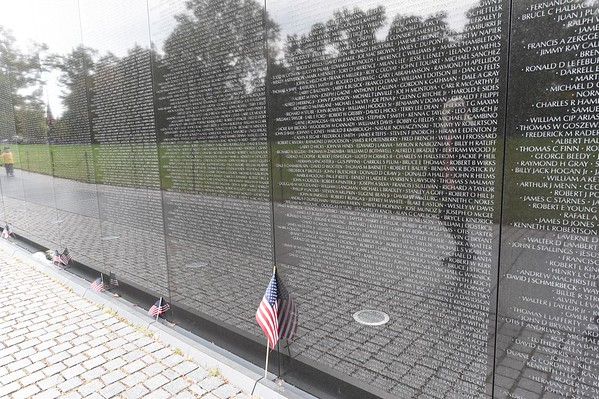 Vietnam War Memorial October 11