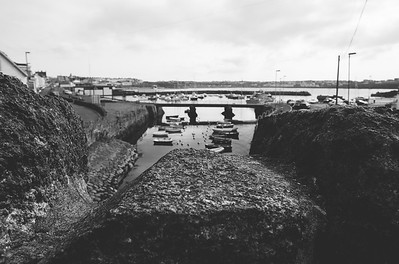 Small Harbour, Rural Northern Ireland
