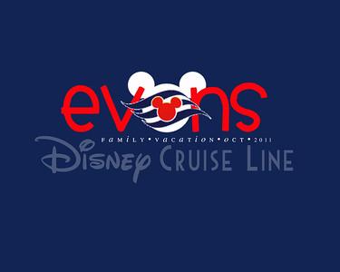 Disney Cruise T-shirts/FE