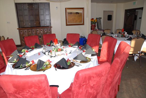 Poms Banquet