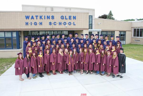 Watkins Glen Graduation 2016