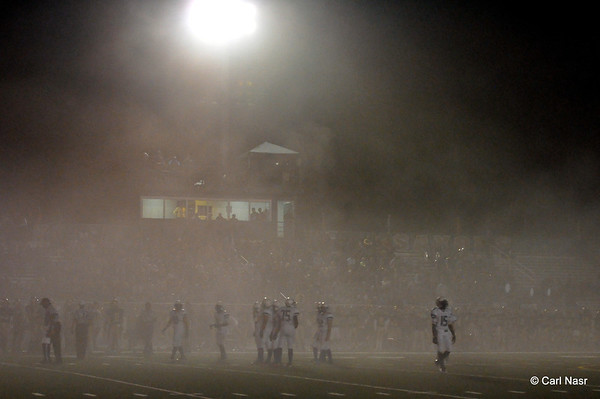 SL Varsity Football vs Langley (2012)