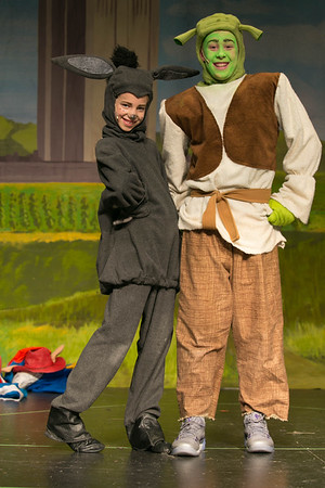Shrek Jr. The Musical - Duloc Cast