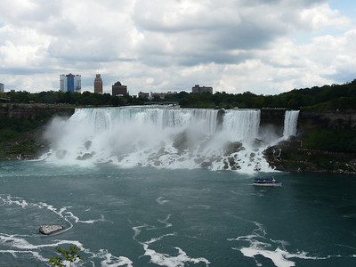 Niagra Falls, New York 2012