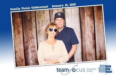 Team Focus Family Picnic 2020