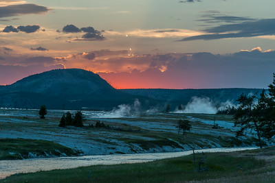 Montana and Yellowstone National Park