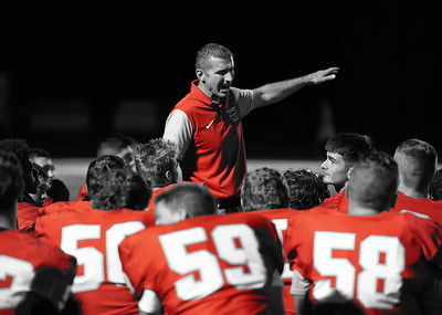 Mississinewa vs Oak Hill Football  Homecoming 9-21-18