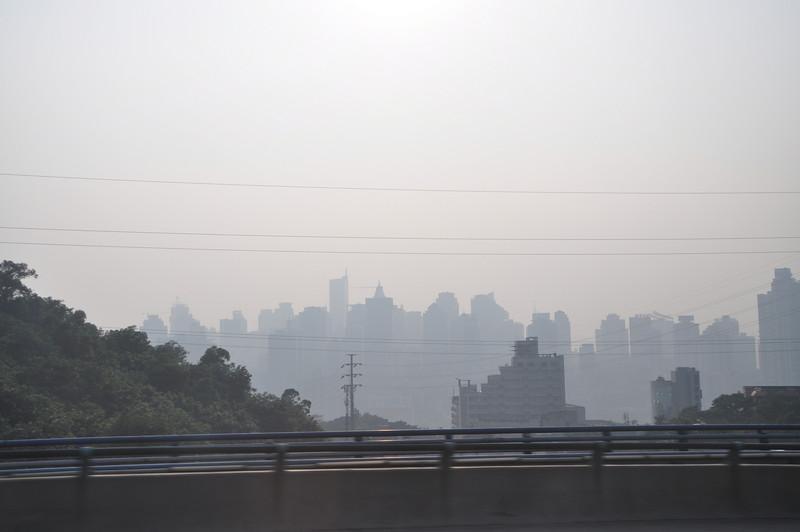 More skyline...
