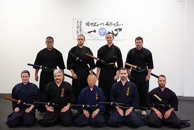 Tokai 2018 with Sekiguchi Komei Sensei