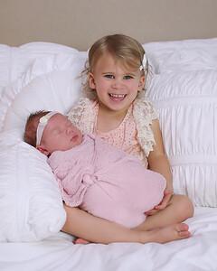 Eubanks Newborn Peeks